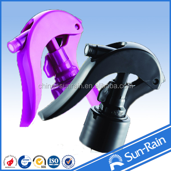 liquid trigger sprayer foam micro trigger sprayer trigger sprayer pump for bottles