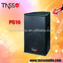China High quality audio night club pro system speakers
