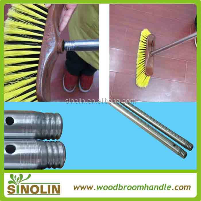 Chinese supply aluminum broom handle