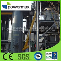 rice straw power plant, biomass gasification plant