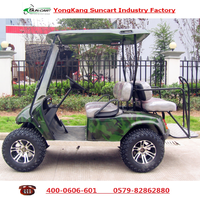 4 seater electric golf cart scooter,4 wheel drive electric golf cart