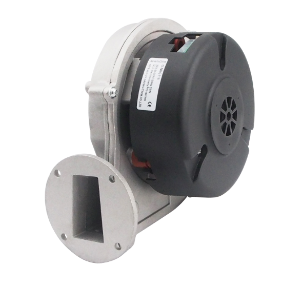 high efficiency EC blower with brushless DC motor boiler fan motor Patent certificate number 2948209