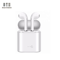I7S Mini True Earbuds In Ear Earpod Sport Stereo Noise Cancelling BT Headset Tws Headphone Wireless Earphone