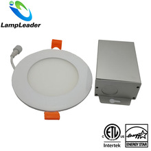 cETL Energy Star 5Years Quality Guarantee 6W 9W 10W 12W 15W 18W 20W Super Slim Thin Recessed LED Panel Ceiling Down Light