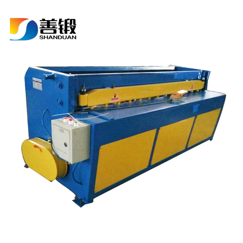 high quality Q11-4x2000mm foot steps China metal cutting automatic cutting and sewing machine for wholesaler