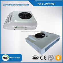TKT-200RF roof top mounted mini freezer refrigerator system for van