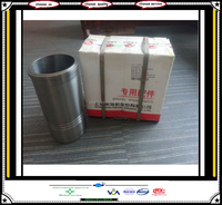 Shangchai D6114 engine parts cylinder liner D02A-104-40