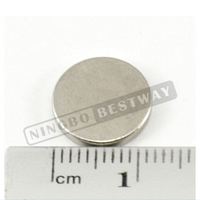 Buy Cheap And Small Round Custom Made Rare Earth Neodymium Magnets With Strong Magnetic