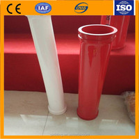 XCMG thickness 10mm concrete pump reducer pipe