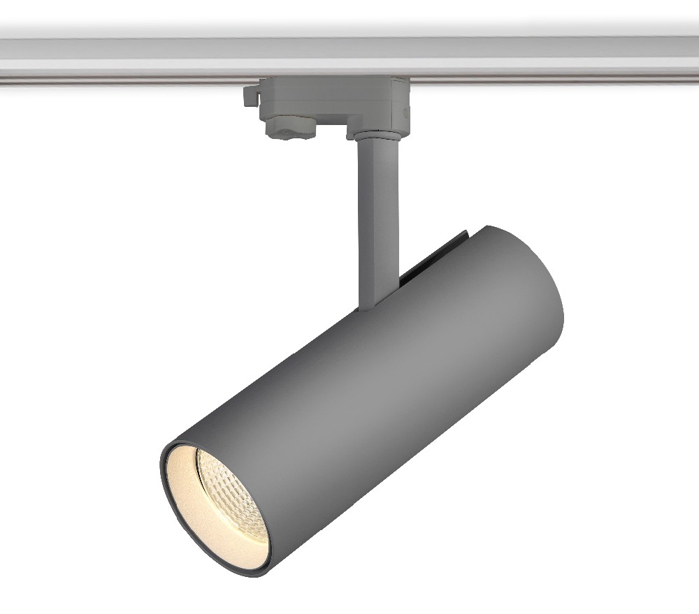 interior commercial retail project shopping led tubular rail spot track lighting