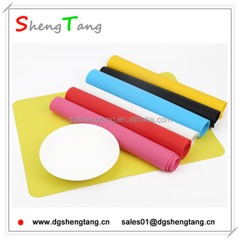 40*30cm 100g Professional Kitchen Non-stick Silicone Baking Mats,Silicone Pastry Mat