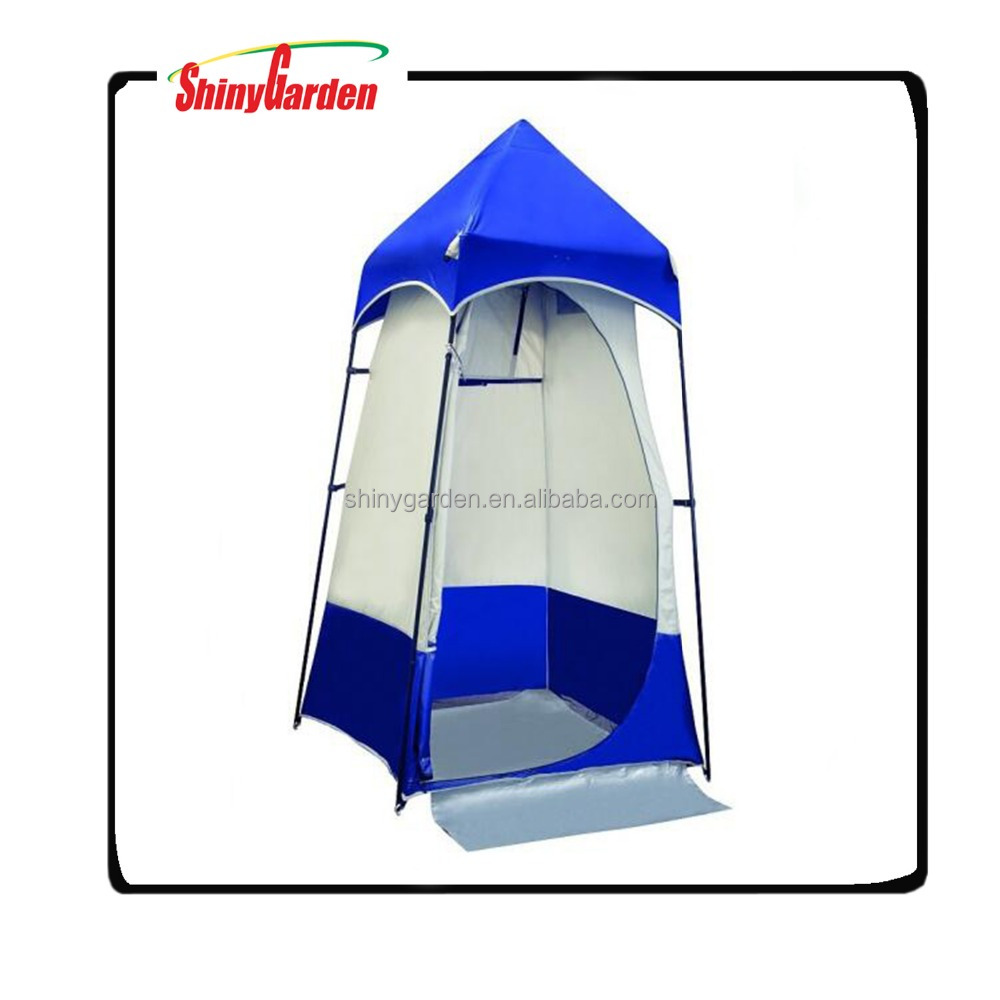 Waterproof Toilet Shower Tent Portable Camping Toilet Tent