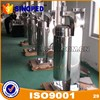 liquid-solid centrifugal filters oil water separation tubular centrifuge for engine oil and fuel oil