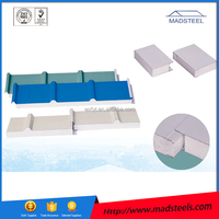 EPS steel sandwich panel The Latest Extensive use of high-strength strong plasticity EPS steel sandwich panel