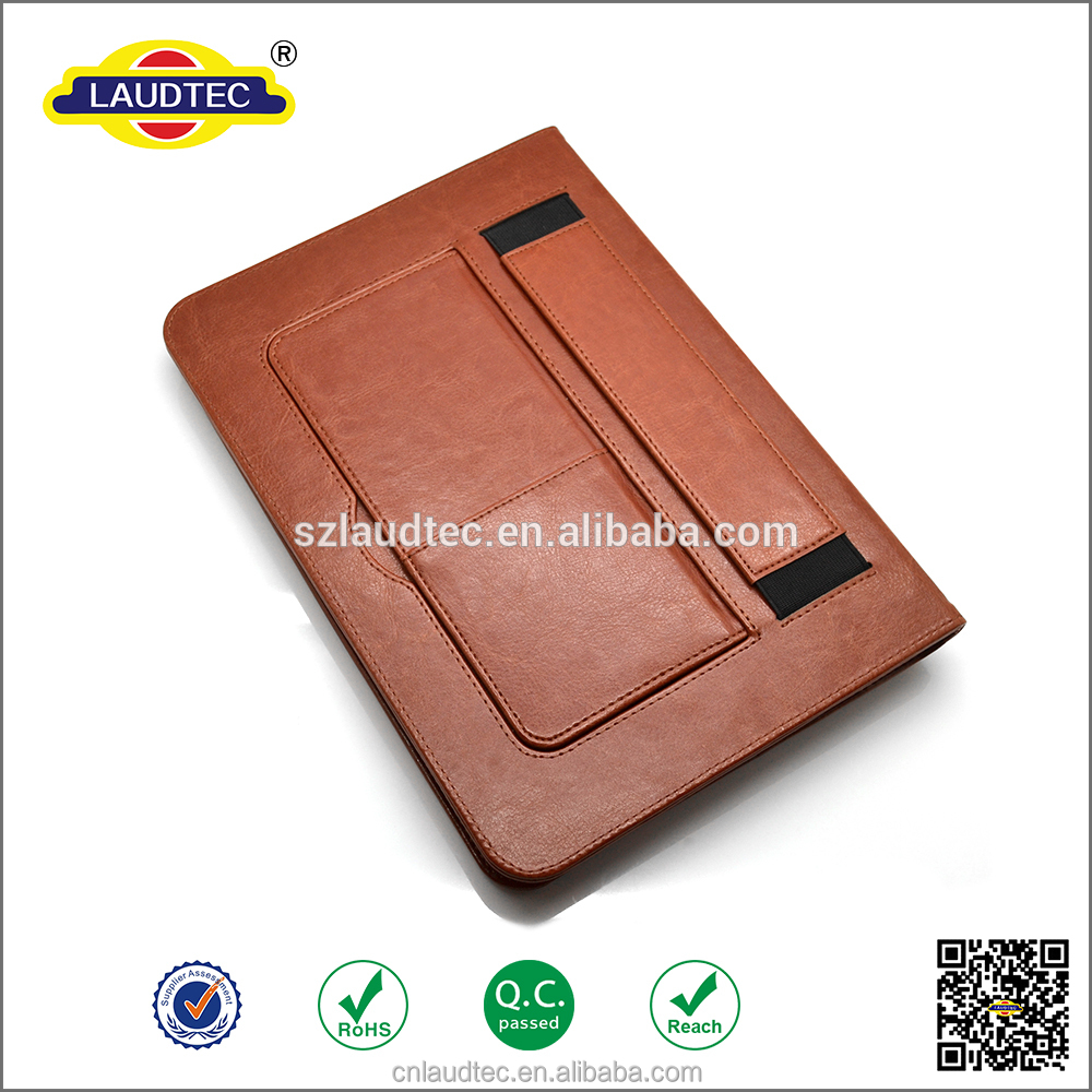 Top Selling PU Leather Stand Case For Ipad 2 3 4 5 Mini Air 2