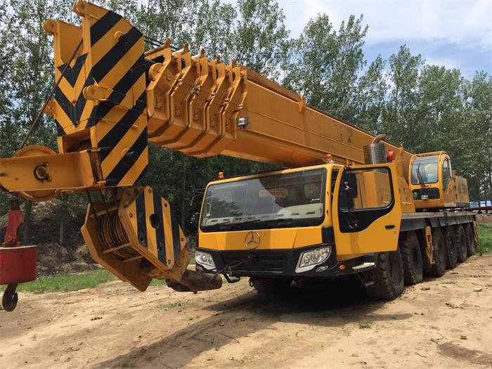 250 ton truck crane Japan origina AR2500M tadano mobile cranes hot sale in dubai