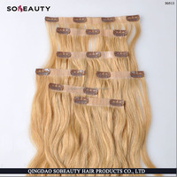 Double Drawn 220g Remy Cheap grad aaaaa remy china sex clips natural hair