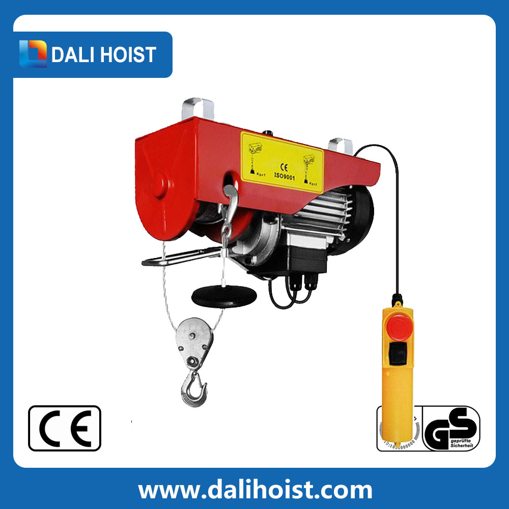 HOT SALES 1000KG KDC multifunctional electric hoist / electric winch