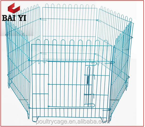 China Wholesale Durable Pretty Commercial Pet Exercise Play Pen