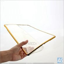 For APPLE iPad case,for iPad MINI 4 case Tablet case,for iPad MINI 4 New Clear Transparent PC TPU Soft case Bumper Case