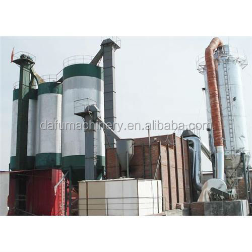 Energy Saving Gypsum Powdre Production Line Machine  Professional Plaster Powder Manufacturing Plant
