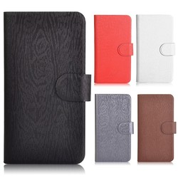 Wallet case stand book leather card flip cover cases for lg l50