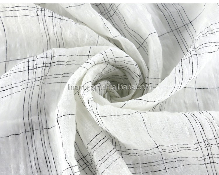 washed gauze linen fabric,cotton linen fabric for dress,linen cotton fabric