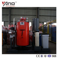 Superheated Powered Fruit&Vegetable Processing Machine 100Kg/h Oil /Gas Fired Steam Boiler Prices