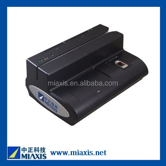 Lightweight and Portable Fingerprint Reader MR-500D for RFID Smart Card Read