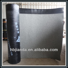 Styrene butadiene styrene(SBS) Modified Bitumen Waterproofing Sheet