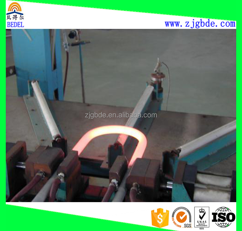 Copper or Carbon Steel U Bending Tube In Heat Exchanger Parts