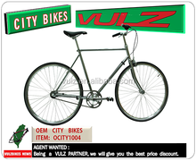 OEM city bikes 100406 factory price carbon fiber mountain bike /city tire beautiful color folding bicycle