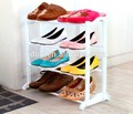 4 Layer Home Furniture Living Room Furniture Environment Fashion High Quality Shoe Rack FH-SR00104