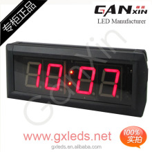 Small desk & table clock 7segment display led clock sign