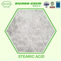 Supplier of Rubber Tire Industry and Shoe Raw Material CAS NO 57-11-4 Rubber Additive Stearic Acid