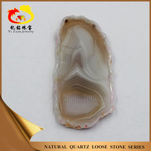 Natural Polished Agate Slice Wholesale for decoration