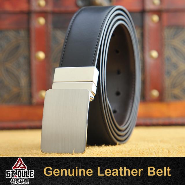 Reversible clip buckle men fashion belt