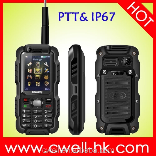 2015 Dual sim bluetooth 2.0 Discovery GPRS TV function PTT walkie talkie Cheap mobile phone