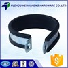 Stainless Steel Compression Hose Clamps With Rubber