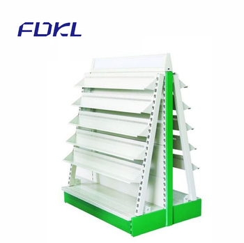 Changshu Factory Metal CD Display Shelf / Display Stand