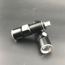 china factory super bright mining flashlight