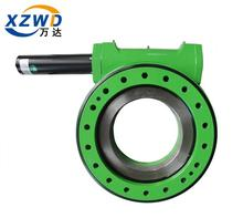 "Hot sale China Wanda factory price 12"" worm gear slewing drive SE12 with DC Motor"