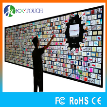 Customized size IR Touch Frame with multi 32points touch for interactive displays