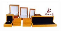Plain and cheap wood material wooden jewelry box /gift box