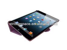 2014 hot product existing mould tablet PU leather cover cases for ipad air