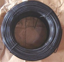 12# / 2.8mm black annealed wire for rebar binding and tying