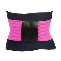 Lady Corset Back Support medical fitness slimming waist belt body shaper Wholesale