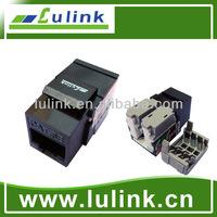 Cat5e UTP Keystone Jack for Telecom