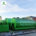 Used oil recycling machine for remove color from diesel