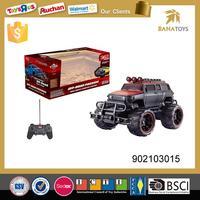 4 channel remote control off road buggy car